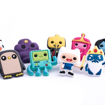Adventure Time Pencil Toppers Set