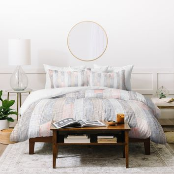 Iveta Abolina Farmhouse Peach Duvet Cover