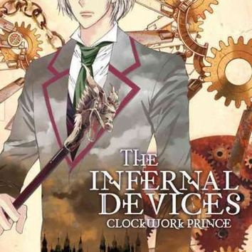 The Infernal Devices 2: Clockwork Prince (Infernal Devices)