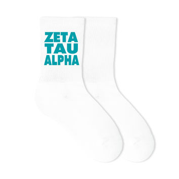 Zeta Tau Alpha- Sorority Name