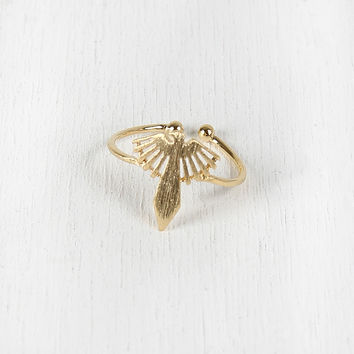 Rising Bird Ring