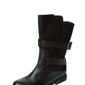EMU Australia Women's Ainslie Leather Boot - Black -