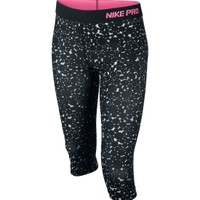Nike Girls' Pro Printed Capris - Dick's Sporting Goods