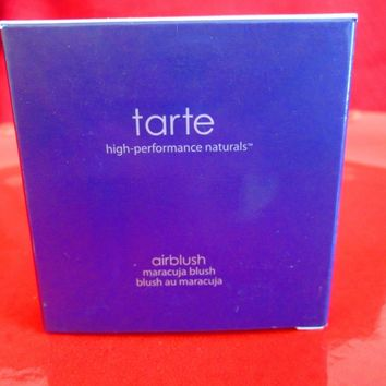 Tarte AirBlush ~ Maracuja Blush ~ Brand New in Box ~ Choose Your Color