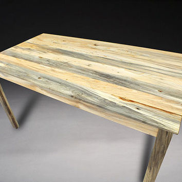 Kitchen Table - Beetle Kill Pine - Custom Furniture
