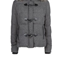 MANGO - CLOTHING - Feather down short coat