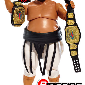 Yokozuna - WWE Hall of Fame 2015 WWE Toy Wrestling Action Figure by Mattel