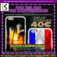 BluedarkArt • #Cyber #Deal - #Offre #Exceptionnelle! 2 #Coques...