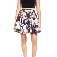 Way-In Two Piece Skater Dress | Nordstrom