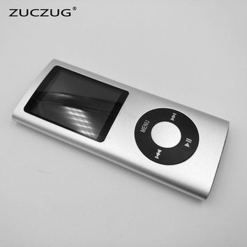 "ZUCZUG 4th 1.8"" LCD Screen Sport MP3 player Built-in memory 16Gb 32Gb Video FM Radio Music MP3 Player"