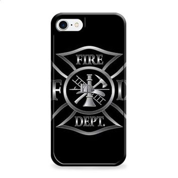 Firefighter silver crest iPhone 6 | iPhone 6S case
