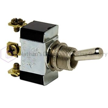 Cole Hersee Heavy Duty Toggle Switch SPDT On-Off-On 3 Screw