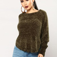 Last Chance Sweater - Olive