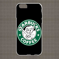 STARBUCKS Ariel-The Little Mermaid iPhone 4/4S, 5/5S, 5C Series Hard Plastic Case