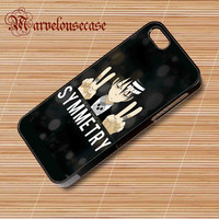 its all about the symmetry death the kid soul eater custom case for all phone case