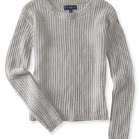 Solid Chenille Sweater -