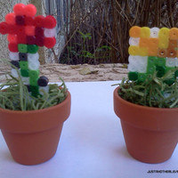 Minecraft TINY Flowers