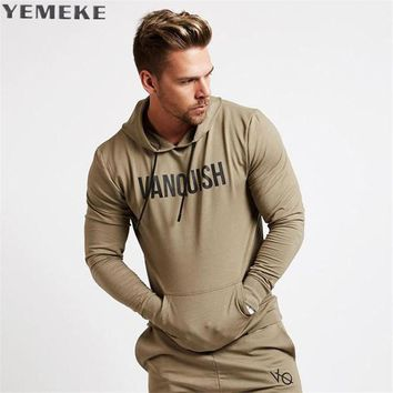 Men Shark Hoodie Singlets Sweatshirts Men hoodies Stringer Bodybuilding Fitness Men's hoodies Shirts hoodies