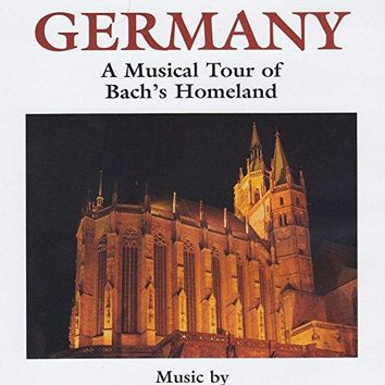 Adriano - Naxos Scenic Musical Journeys Germany A Musical Tour of Bach's Homeland