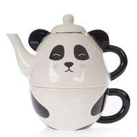 Panda Tea For One Set | Topshop