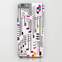 MY SONG iPhone & iPod Case by Rachel Lee