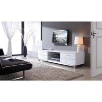 Promoter  TV Stand White 120