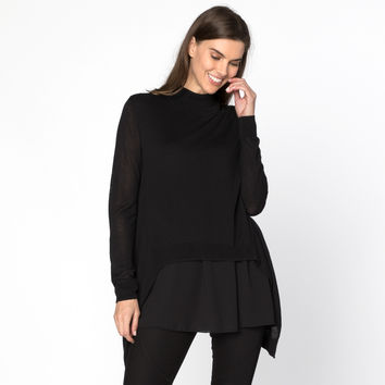 Blake Funnel Neck Sweater