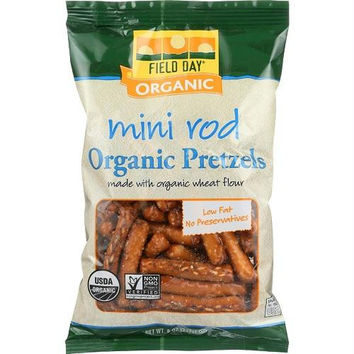 Field Day Mini Rod Pretzel (12x8 Oz)