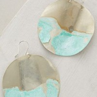 Sibilia Prainha Drops in Turquoise Size: One Size Earrings