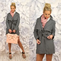 In The Trenches Jacket in Nouveau Denim