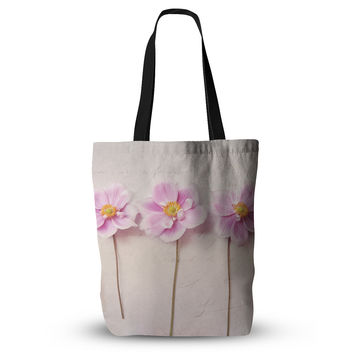 "Sylvia Cook ""Anemone Trio"" Everything Tote Bag"