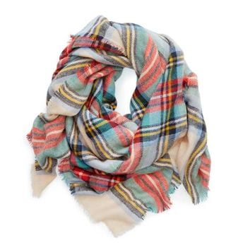 Aerie Women's Blanket Scarf (Buff)
