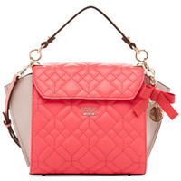 GUESS Ines Top Handle Crossbody Bag - Handbags & Accessories - Macy's
