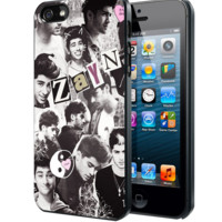 Zayn Malik Blackwhite Collage Samsung Galaxy S3 S4 S5 Note 3 , iPhone 4 5 5c 6 Plus , iPod 4 5 case