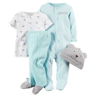 Carter's Dog Sleep & Play Set - Baby Boy, Size: