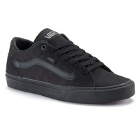 Vans Faulkner Men's Skate Shoes (Black)