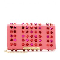 Emilio Pucci EMBELLISHED LEATHER WALLET