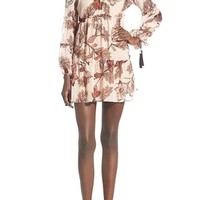For Love & Lemons 'Santa Rose' Minidress | Nordstrom