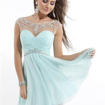 Rachel Allan - 6635 - Prom Dress - Homecoming - Rachel Allan 6635