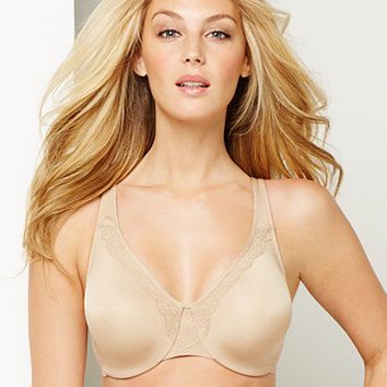 Lilyette by Bali Endless Smooth Minimizer Bra 905 | macys.com