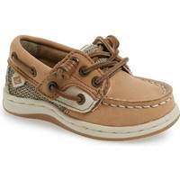 Sperry Kids 'Songfish' Boat Shoe (Walker & Toddler) | Nordstrom