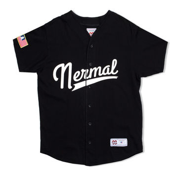 Nermal League Baseball Jersey