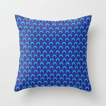 PATTERN Throw Pillow by IN LIMBO ART | Society6