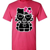 Star Wars Hello Darth Kitty T-shirt