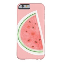 Watercolour Watermelon - iPhone 6 Case