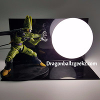 Dragon Ball Z Lamp Cell