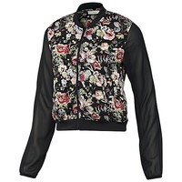 SELENA GOMEZ FLOWER JACKET