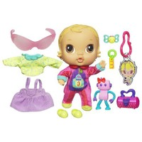 Baby Alive Crib Life Themed Collection - Robot, Lily Sweet