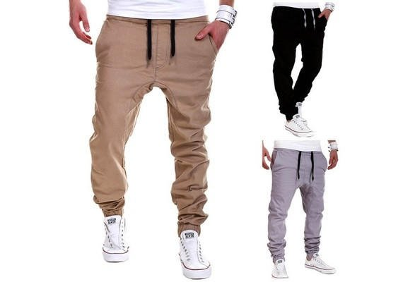 1e186e8137e 2016 High Quality Men s sport joggers hip hop jogging fitness pant casual  pant trouser