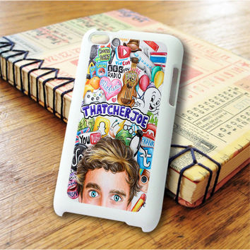 Thatcherjoe Qoute Art iPod Touch 4 Case